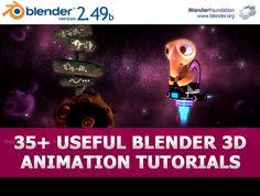 Blender tutorials