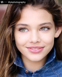 Laneya Grace ! Her eyes <3