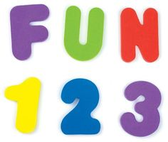 Bathtub Toys - Munchkin Letters and Numbers Bath Toys 36 Count ** Visit the image link more details. Foam Letters, Letters And Numbers, Alphabet Letters, Animal Letters, Alphabet Activities, Toddler Activities, Toddler Toys, Baby Toys, Children's Toys