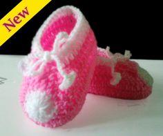 Cute Little Bootie - free crochet pattern from Erangi Udeshika