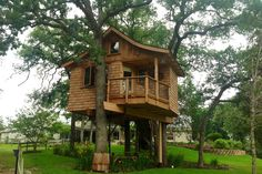 These 5 Treehouses In Texas Will Give You An Unforgettable Experience