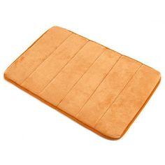 40x60cm Memory Foam Non-slip Floor Mats Bath Shower Carpet Bathroom Rug