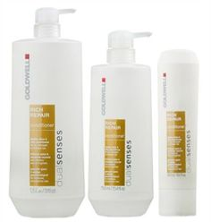 $10.49 Goldwell DualSenses Rich Repair Conditioner....love Goldwell for the product but also the very reasonable price.