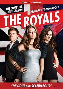The Royals complete first season by Mark Schwahn  June 2016