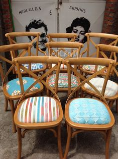 Cadeiras+antigas+customizadas+para+mesa+de+jantar+colorida+by+Ateliando+no+Tempo+%2811%29+copy.jpg (1195×1600)