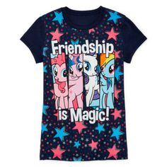 My Little Pony Short-Sleeve Friendship Tee - Girls 7-16  found at @JCPenney