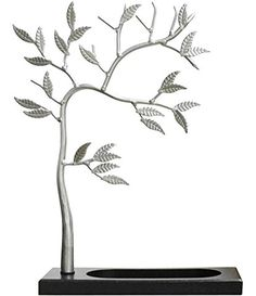 Jewelry Tree Rack Tower Display Stand Organizer Holder for Jewelry