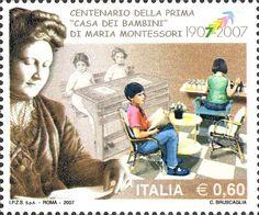 italia francobollo 2007