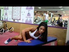 Andreia Brazier Contest Prep Training