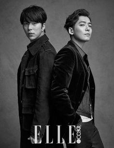 2015.04, Elle, Yoon Hyun Min, Jung Kyung Ho