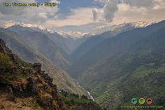 view from Ranghthar trek Himalayan, World Heritage Sites, Trekking, National Parks, Mountains, Nature, Travel, Naturaleza, Himalayan Cat