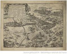 Pianta et assedio della citta di Buda o Pest... l'anno 1684 - 1
