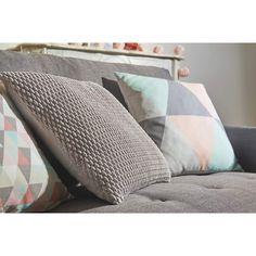 cotton cushion cover 40 x 40cm | Maisons du Monde