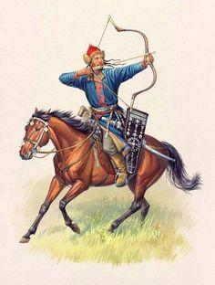 Khazar Horse Archer
