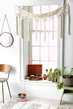 Ideas para decorar con macramé 4