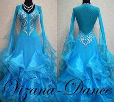 """Платье стандарт Юн-2 """"Восточная сказка"""" Прокат- 350 грн./ Продажа-6200 грн."""