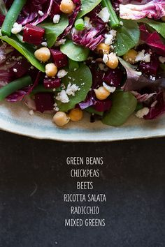Everyday awesome salad