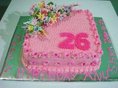 Great Photo of Simple Birthday Cake Ideas Simple Birthday Cake Ideas Homemade Birthday Cake Bbc Good Food Twin Birthday Cakes, Vegan Birthday Cake, Ice Cream Birthday Cake, Birthday Cake For Mom, Birthday Cake With Photo, Birthday Ideas, Birthday Parties, Husband Birthday, Funfetti Cake Homemade