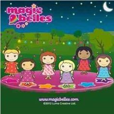 Love Belle loves to sing! She would love you to join her and sing along with Magic Music! Visit http://www.magicbelles.com/musicandgames/magicmusic.html