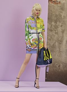 Versace Spring/Summer 2018 Resort Collection