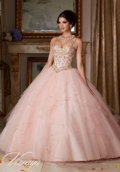 Beautiful pink gown sweetheart with straps