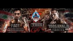 Fady Abboud Vs Yodsanklai Fairtex  Thai Fight FULL HD