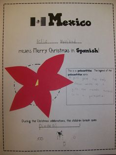 First Grader...at Last!: Christmas Around the World