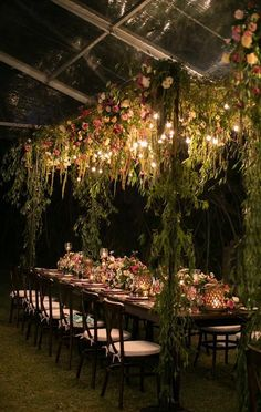 Beautidul outdoor clifftop wedding Farm tables and crossback chairs by Mangala Sootra Wedding Themes, Our Wedding, Wedding Venues, Dream Wedding, Wedding Table, Elvish Wedding, Wedding Ideas, Wedding Chairs, Light Decorations For Wedding