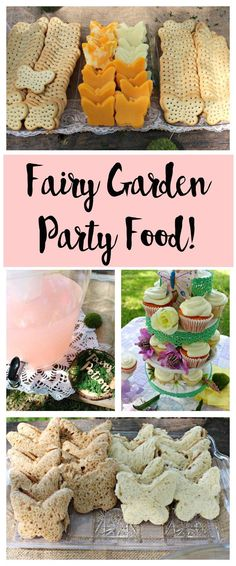 A Fairy Garden Party! {Abigail's Birthday} - A Fairy Garden Party! {Abigail's Birthday} DIY Fairy Garden Party Ideas & Inspiration Butterfly Birthday Party, Garden Birthday, Fairy Birthday Party, 3rd Birthday Parties, Girl Birthday, Birthday Diy, Birthday Ideas, Butterfly Garden Party, Outdoor Birthday