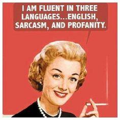 English sarcasm and profanity funny quote lol funny quote funny quotes humor instagram quotes