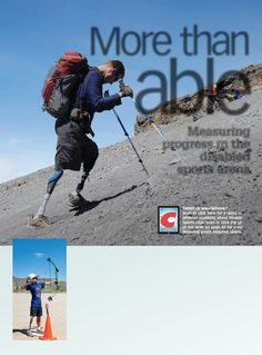 See the great article about disabled sports & DSUSA  in the May issue of Costco Connection!