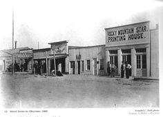 Cheyenne, WY, 1868