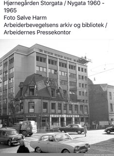Oslo, Norway, Multi Story Building, Pictures, Historia, Photos, Grimm