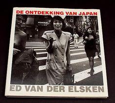 De ontdekking van Japan - Ed van der Elsken - 1988