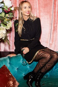 It Girl Harley Viera-Newton's Expert Lessons In Party Dressing
