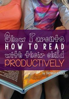 Show Parents How to