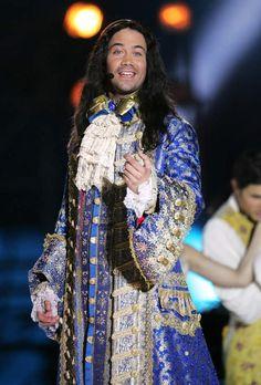Emmanuel Moire (Louis XIV)