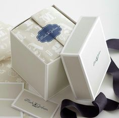 Beautifully wrapped and packaged