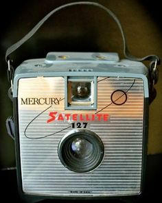 Mercury Satellite 127 Camera