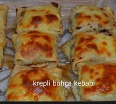 Bohça Kebabı Tarifi