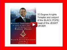 Prince Hall 32nd Degree Mason Knights Templar, Illuminati, Did You Know, Obama, Facts, Satan, Waiting, Prince, Knights Of Templar