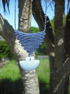 1 blue celestina necklace   Flickr - Photo Sharing!