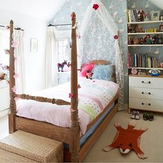 Fairytale bed | Children's room furniture guaranteed to raise a smile | housetohome.co.uk
