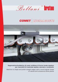 Comet Bellani - polishing edge machine