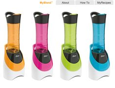 Oster MyBlend. Perfect for smoothies and protein shakes on the go.