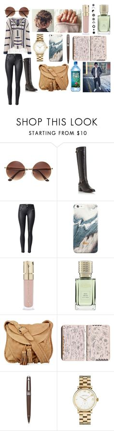 """""""my snowman"""" by winter-n-rose ❤ liked on Polyvore featuring Anna Kosturova, Dune, Smith & Cult, Ex Nihilo, Vanessa Bruno, Wedgwood and Marc by Marc Jacobs"""