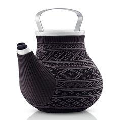 My Big Tea Nordic Grey Tea Pot from Eva Solo. #design #serving