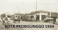 kota probolinggo 1934