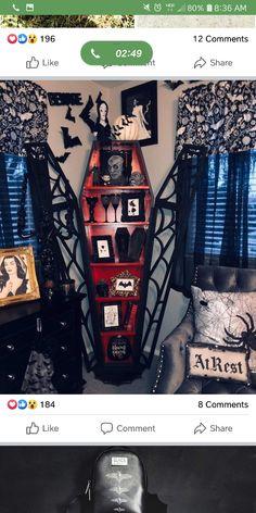 Furniture Vanity, Golf Bags, Jukebox