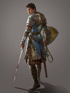Cavalieri delle aquile d'oro di Andoran , legione degli Artigli del Crepuscolo